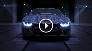 BMW objavio prvi teaser i8 Roadstera