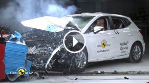 Posljednji rezultati Euro NCAP-a - Ibiza zaslužila pohvale