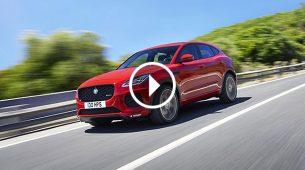 Jaguar E-Pace – Britanci šire ponudu crossovera