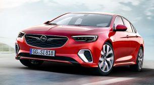 Opel Insignia GSi – novi vrh ponude