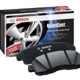 Bosch QuietCast - kočničke pločice bez bakra