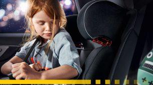 HAK: rezultati testa dječjih auto sjedalica (11/2016)