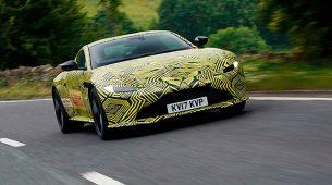 Aston Martin najavio novi Vantage