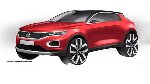 Volkswagen je ready to Roc with T-Roc