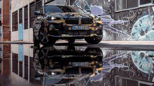 BMW X2 spreman za urbanu džunglu