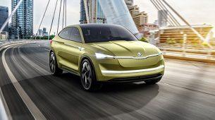 Škoda za 2020. potvrdila električni SUV Coupe