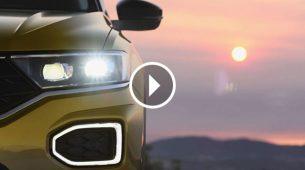 Volkswagen objavio još jedan teaser modela T-Roc