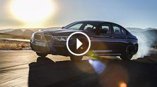 BMW predstavio novi M5