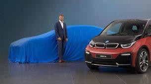 BMW najavio još jednu frankfurtsku premijeru - je li riječ o modelu i5?