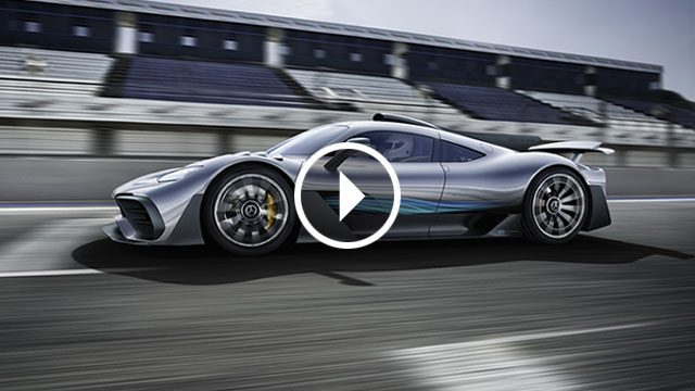 Mercedes-AMG Project One - poklonite se novom kralju od 1000 KS