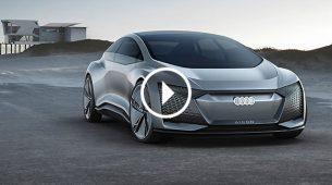Audi Aicon - vizija luksuzne, autonomne i električno pokretane limuzine