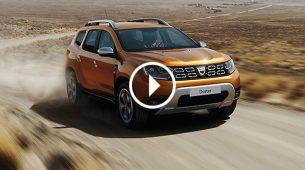 Nova Dacia Duster stigla u Frankfurt