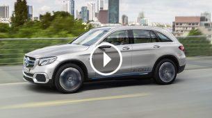 Mercedes-Benz GLC F-Cell prvi svjetski plug-in s gorivim ćelijama
