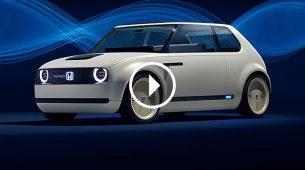 Honda Urban EV posuđuje od prošlosti, ali pokazuje na budućnost