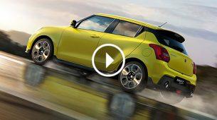 Suzuki Swift Sport dobio turbopunjač i izgubio kilograme