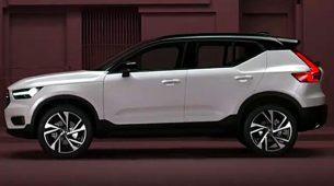 Volvo najavio skoru premijeru modela XC40
