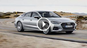 Audi predstavio novi A7 Sportback