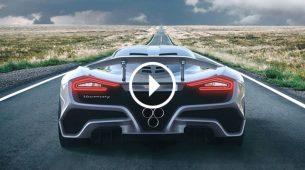 Hennessey Venom F5 - najbrži automobil na svijetu?