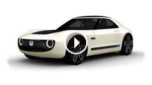Honda sa studijom Sports EV najavljuje električnu budućnost