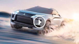 Mitsubishi e-Evolution - novi Evo za nova vremena