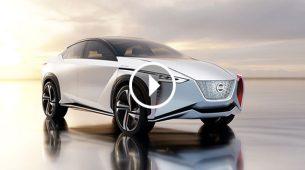 Nissan IMx - električni i autonomni crossover budućnosti