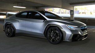 Subaru Viziv Performance - najava sljedeće generacije WRX-a