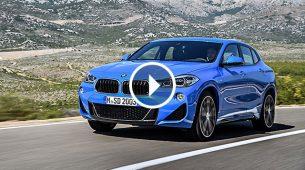 BMW predstavio novi crossover X2