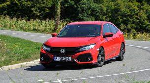 Honda Civic 1.5 VTEC CVT Sport