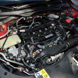 S najvećom snagom od 182 KS ovaj je turbo dovoljno snažan da 1338 kg teškom Civicu pruži dinamične performanse. Okretnog momenta ima dovoljno već pri niskim brzinama rada motora