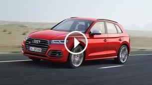 Audi predstavio novi SQ5