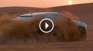 Lamborghini Urus s lakoćom svladava pustinjske dine