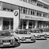 Zgrada odjela BMW Motorsport GmbH (1990.)