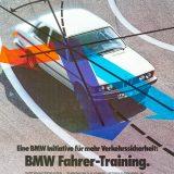 Oglas za vozački trening BMW-a