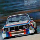 """Oglas """"BMW živi s motosportom"""""""