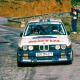 BMW M3 E30 Grupe A na reliju Tour de Corse (1987.)