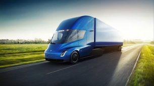 Kompanija Tesla predstavila električni tegljač Semi