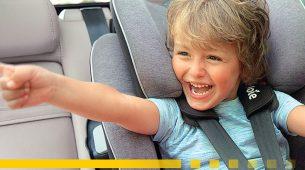 HAK - rezultati testa dječjih auto sjedalica (11/2017)