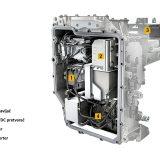 Neki su dijelovi, poput ove nadzorene jedinice, pojednostavnjeni u odnosu na one motora Q90 što je također doprinijelo smanjenju potrošnje