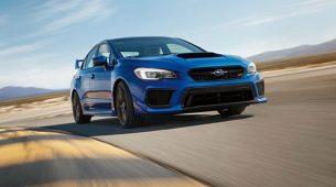 Subaru WRX STI će se u Europi prodavati još samo sljedeću godinu