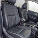 Kožne presvlake grijanih i električno pomičnih sjedala su također dio standardne opreme, a inače, riječ je o vro udobnim sjedalima koja će i najdulja putovanja učiniti manje zamornima