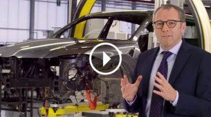 Lamborghini Urus - zadnji teaser