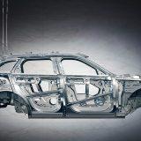 Karoserija Range Rovera Velar konstruirana je uz korištenje više od 81 posto aluminijskih legura što predstavlja rekordnu vrijednost u segmentu te znatno utječe na smanjenje mase vozila