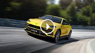Lamborghini Urus - novi Rambo Lambo