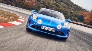 Alpine priprema hardcore verziju modela A110