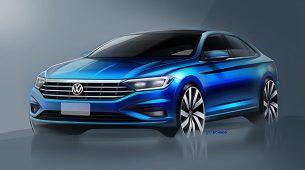Volkswagen najavio novu Jettu