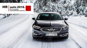 Opel Insignia je osvojila titulu HR auto 2018!