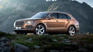 Bentley širi ponudu modela Bentayga - stiže i hibrid