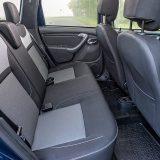 Duster se može pohvaliti i prostorom na stražnjoj klupi dovoljnim za troje putnika