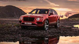 Bentley Bentayga dobio benzinski V8 sa 550 KS