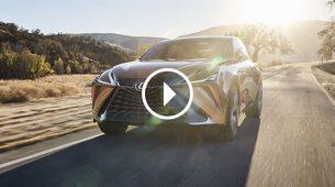 Lexus predstavio LF-1 Limitless